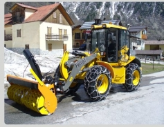 Freza de zapada pe tractor / excavator